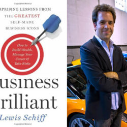 Lewis Schiff: Why Some People Are Rich and Others Aren't