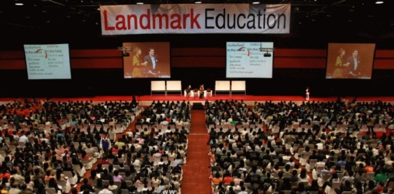 The Landmark Forum and The Advanced Course - Steven Arecco