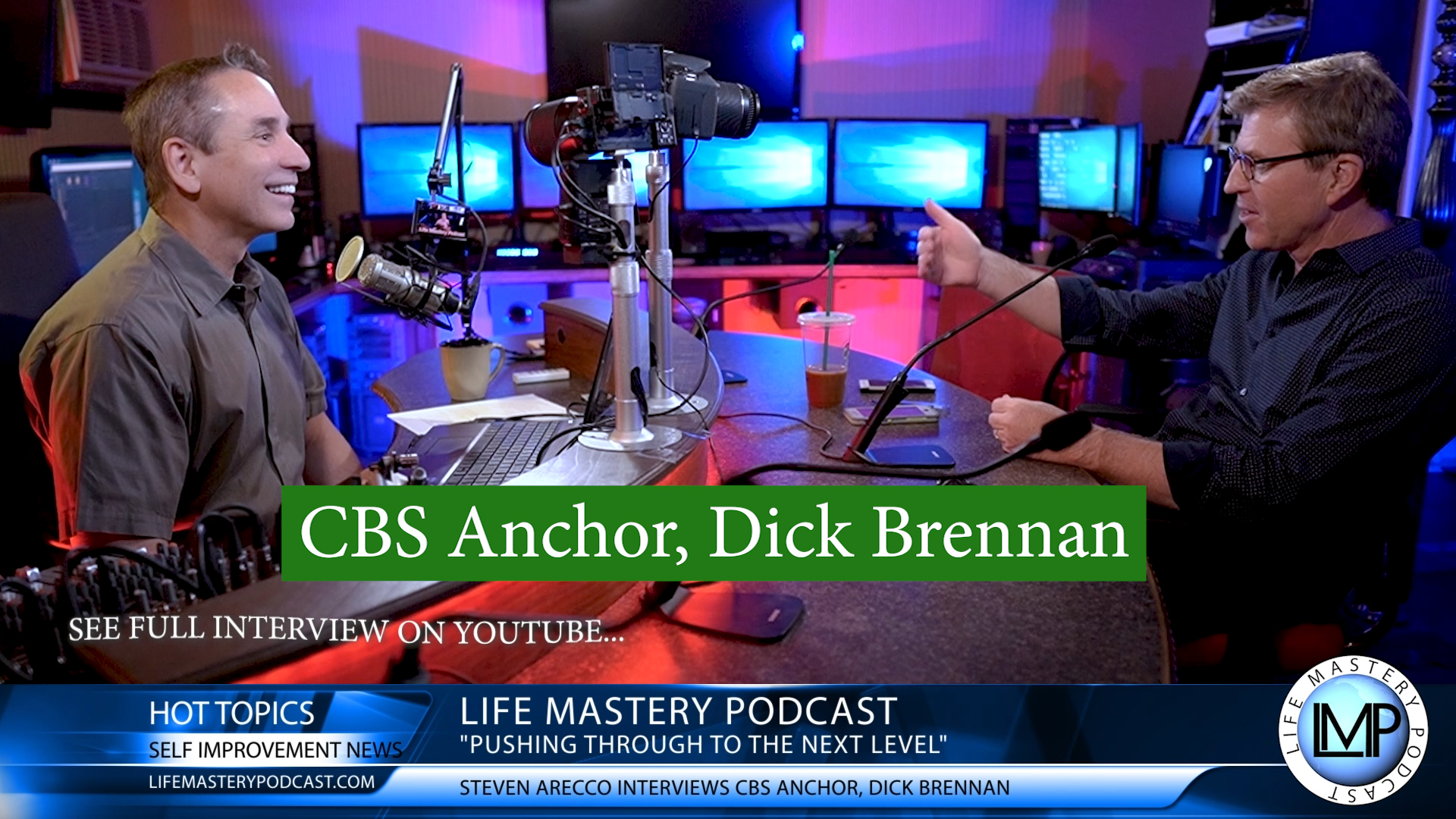 Success Coach Sessions - Dick Brennan