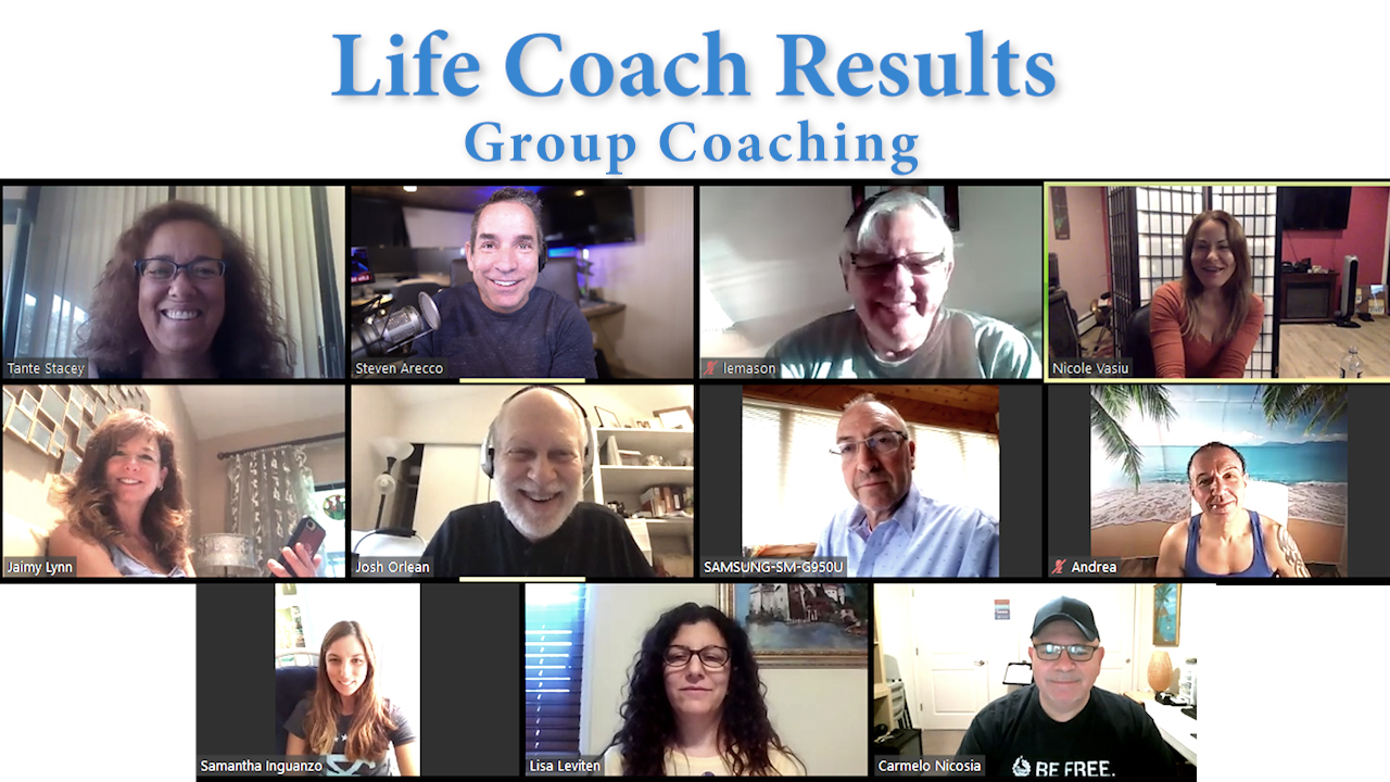 Group Coaching Programs - Personal Development Groups
