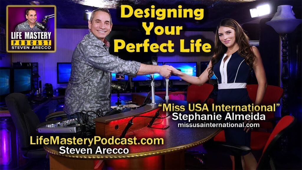 Life Coaching Sessions - Miss USA Int Stephanie Almeida - Life Coach Results